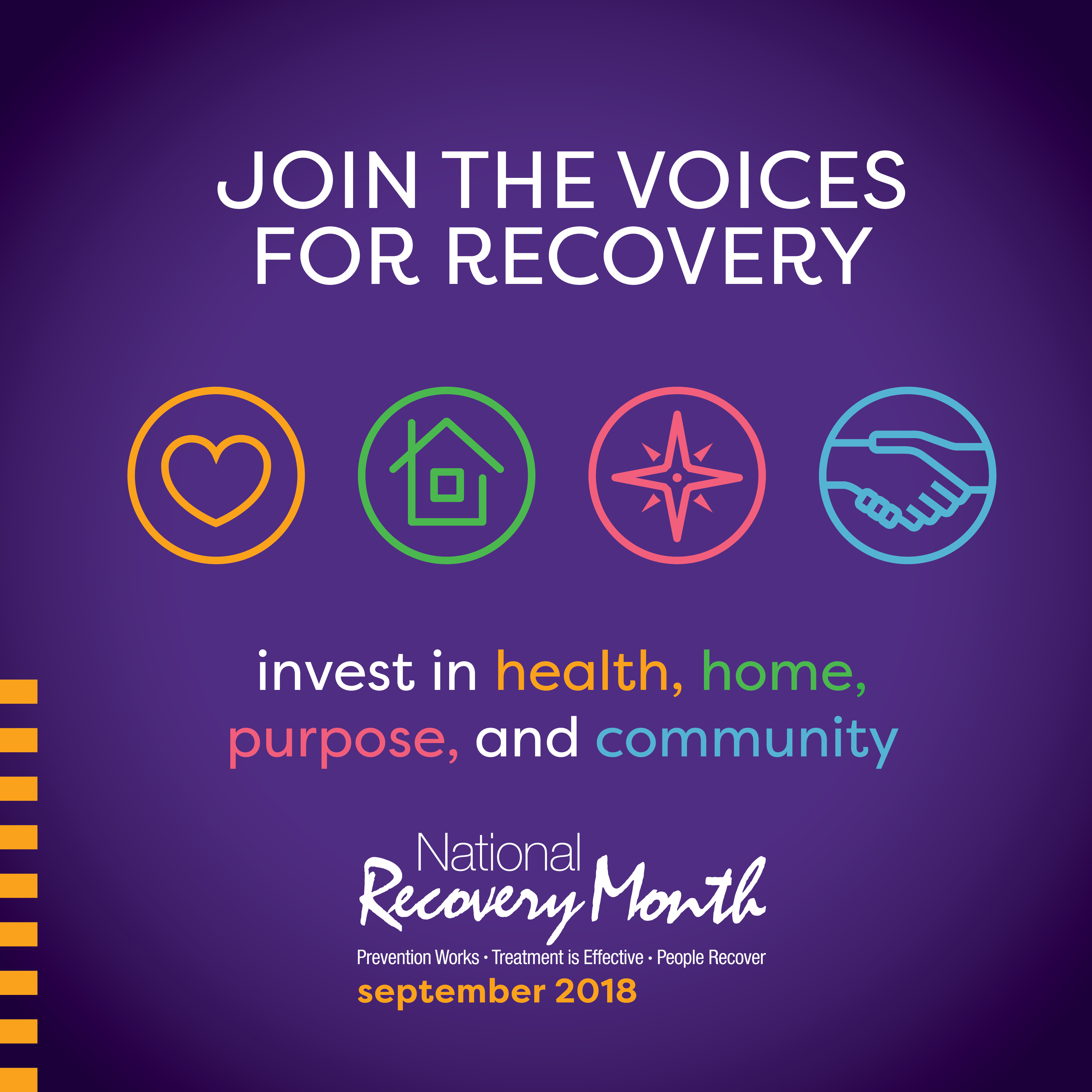 2018 recovery month