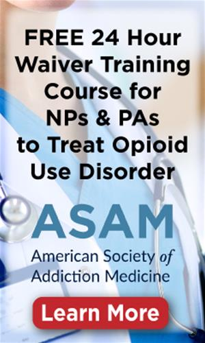 Opioid Waiver course