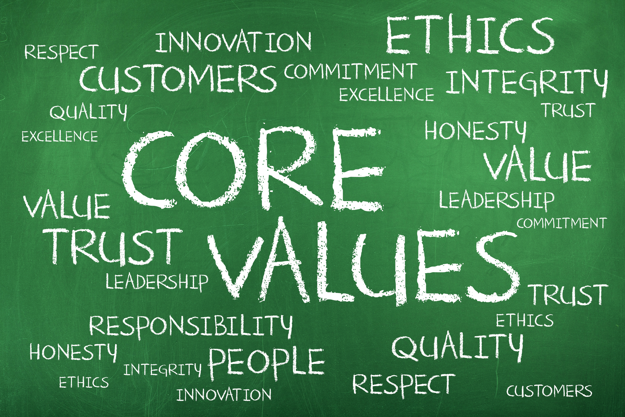 ASAM core values