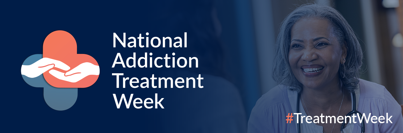national addiction treatment week