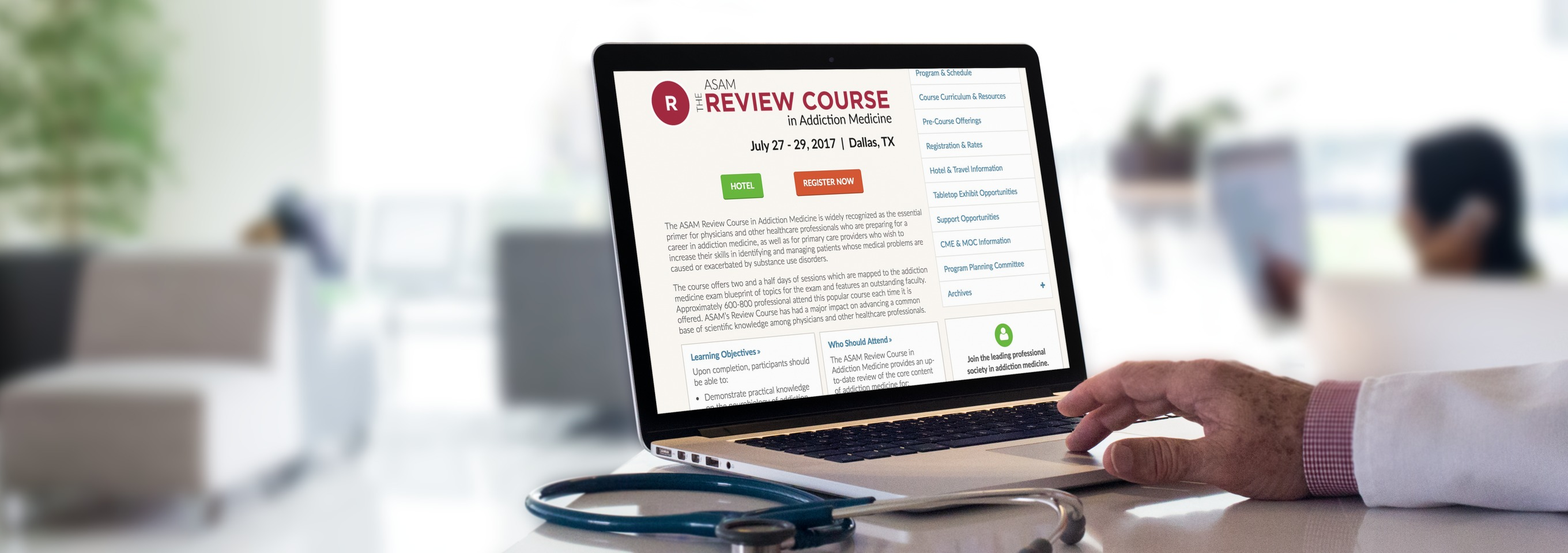 review course certification